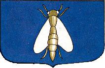 Abeja del escudo de Valsequillo