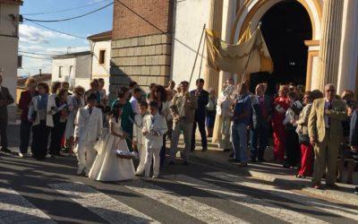 Día del Corpus Chistri (2018)