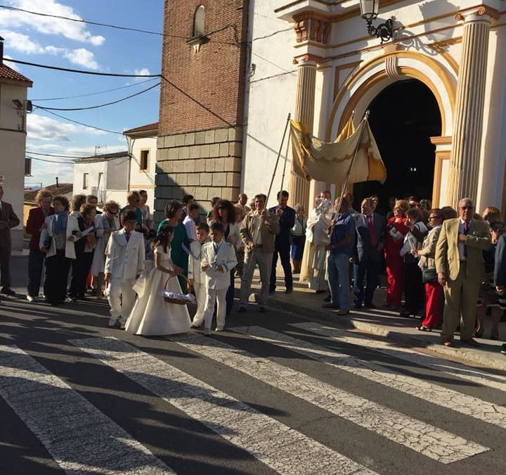 Día del Corpus Chistri (2018) 1