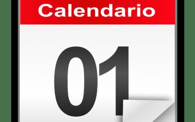 Calendario de Recaudación